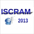 Satria Hutomo Jihan won the Best Student Paper Award in the ISCRAM 2013